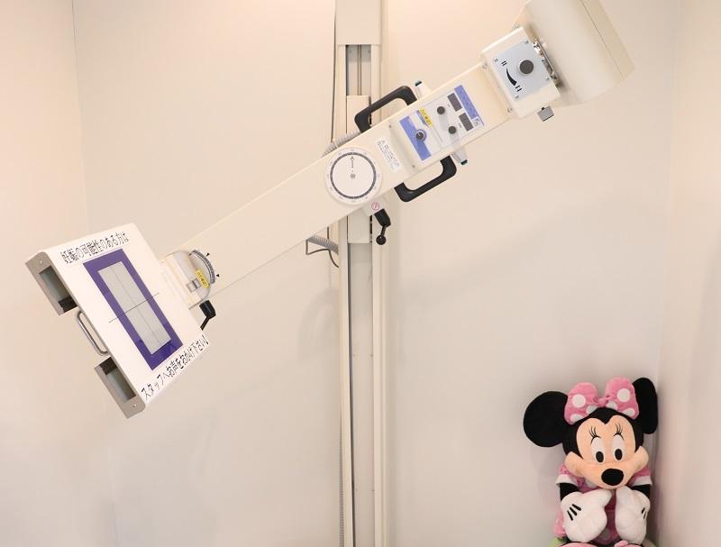 レントゲン室・聴力・平衡機能検査室画像2